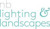 nb lighting & landscapes Logo